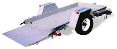 Where to find TRAILER, FLATBED 9  1A TILT   RAMP in Portland
