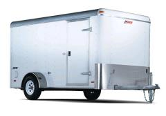 Where to rent TRAILER, ENCLOSED 6 X10    VAN BODY in Portland OR