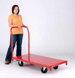 Rental store for STEEL WOOD DECK PLATFORM CART in Portland OR