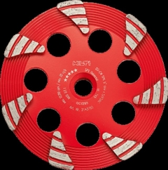 Where to rent HILTI 6  DRICUT DIAMOND CUP WHEEL in Portland OR
