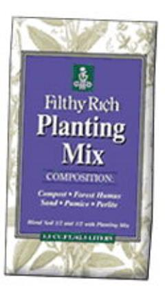 Where to rent FILTHY RICH PLANTING MIX 1.5CU in Portland OR