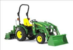 Where to rent TRACTOR 24HP, 2WD JD 2320 W LOADER in Portland OR