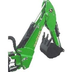 Where to rent TRACTOR, BACKHOE ATTACHMENT 2320 in Portland OR
