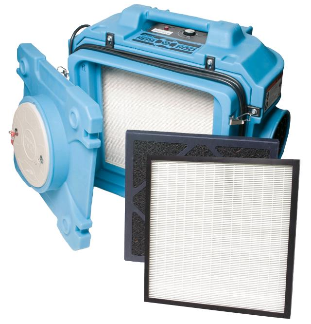 Where to find HEPA 500 AIR FILTER SCRUBBER in Portland