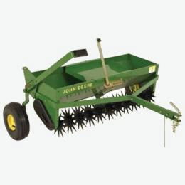 Where to find AERATOR SPREADER 40  TOW BEHIND in Portland