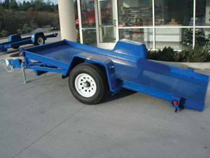 Where to find TRAILER, FLATBED 6 x12   6K TILT SURGE in Portland