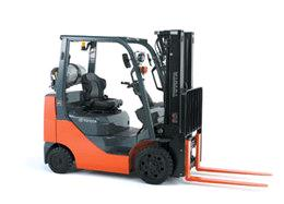 Where to find FORKLIFT, 3500LB TOYOTA in Portland
