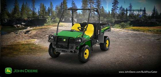 Where to find GATOR 825i UTILITY VEHICLE  xuv 4X4 in Portland