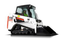 Where to rent LOADER, TRACK BOBCAT T110 in Portland OR