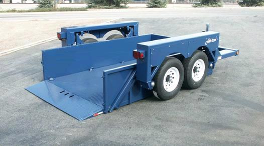 Where to find TRAILER, DROP DECK 6 X14  10K in Portland