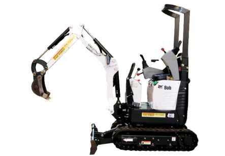 Where to find EXCAVATOR, 2,500LB BOBCAT 418 in Portland