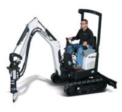 Where to rent BREAKER, HYDRAULIC Bobcat HB280 in Portland OR