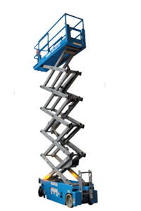 Where to find SCISSOR LIFT, 26  GENIE 2632 ELECTRIC in Portland