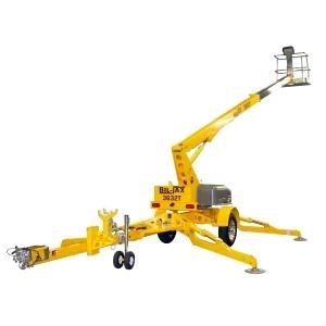 Where to find BOOM LIFT, 55  33 ARTICULATED TRAILER MT in Portland