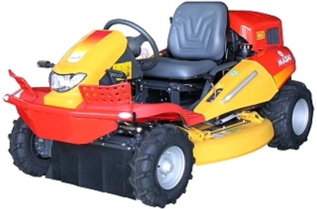 Where to find MOWER WEEDCUTTER, RIDING 4WD 14HP in Portland
