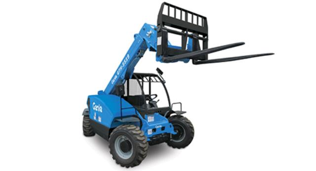 Where to find FORKLIFT, TELEHANDLER 5519 GENIE in Portland