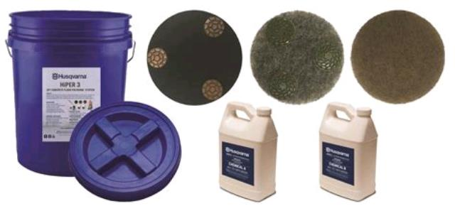 Where to find HiPER 3 DIY Floor Polishing Kit in Portland