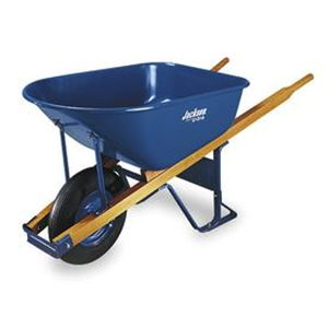 Where to find WHEELBARROW 6 CU FT STEEL HD in Portland