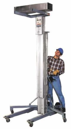 Where to rent MATERIAL LIFT 18  MANUAL GENIE in Portland OR
