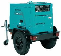 Used Equipment Sales GENERATOR, 10KW MQ TOW BEHIND in Portland OR
