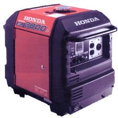 Where to rent GENERATOR, EU3000IS HONDA in Portland OR