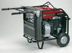 Where to rent GENERATOR, EBi-EM5000i HONDA in Portland OR