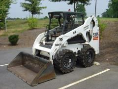 Where to rent LOADER, SKID STEER BOBCAT S530 in Portland OR