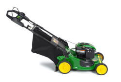 Where to find LAWN MOWER, WITH BAG in Portland