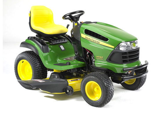 Where to find LAWN MOWER, RIDING JD in Portland