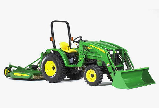 Where to find TRACTOR 32HP, JD 2720 W LOADER in Portland