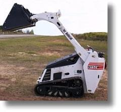 Where to rent LOADER, MINI TRACK BOBCAT 36  MT55 in Portland OR