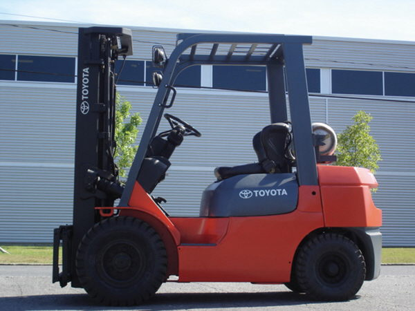 Where to find FORKLIFT, 5000LB TOYOTA in Portland