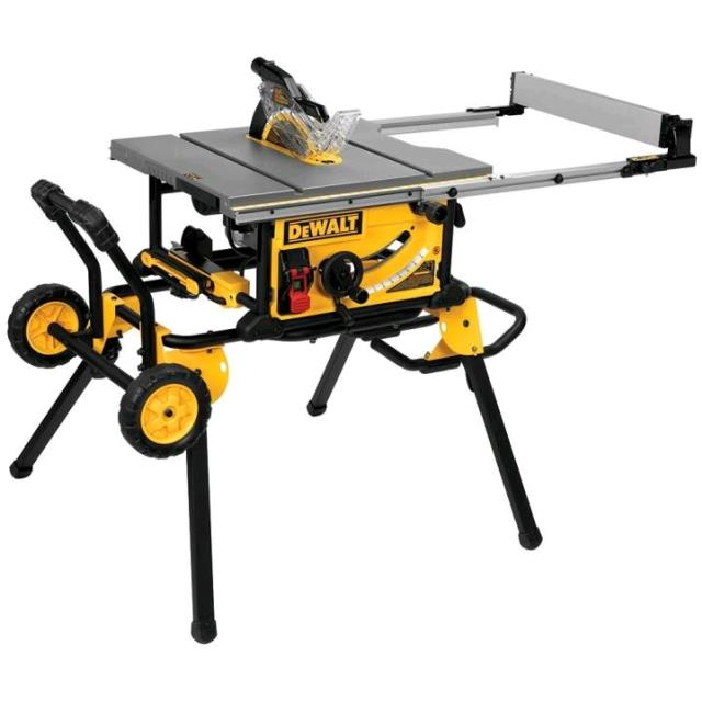Where to find SAW, TABLE 10  Dewalt w rolling stand in Portland