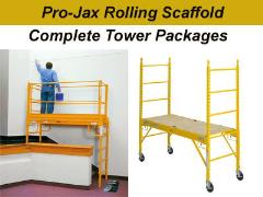 Where to rent SCAFFOLD SET, 6 X29 in Portland OR